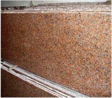 Glaf Granit de exterior Marple Red