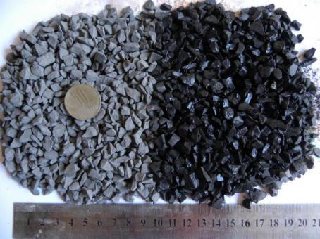 Mozaic marmura negru