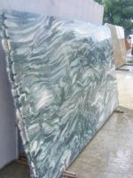 Blat Granit Verde Laponia decupaj rotund