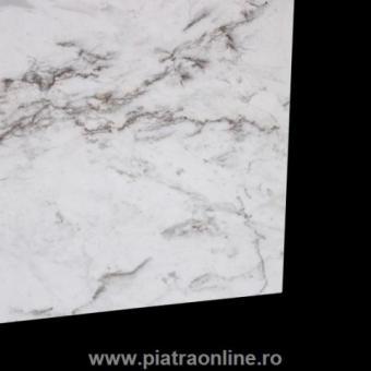 Marmura Volakas White Polisata 40x30x2cm (Comercial)