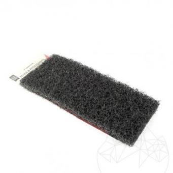 Burete negru abraziv LTP - Curata suprafetele dificile (elimina murdaria, adezivul, chitul)