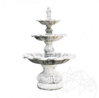 Fantani Arteziene Fontana Briona F 18 (H 195cm, D: 120 cm, 420kg)