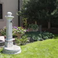 Cismele Gradina Fontana Amone F 23 - Finisaj Gri Antic