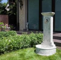 Cismele Gradina Fontana Erice F 24A - Finisaj Gri Antic