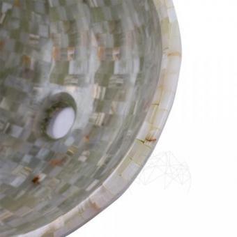 Chiuveta baie mozaic Onix Verde SB-22