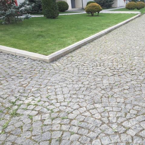 Piatra Cubica Granit Gri Antracit Natur