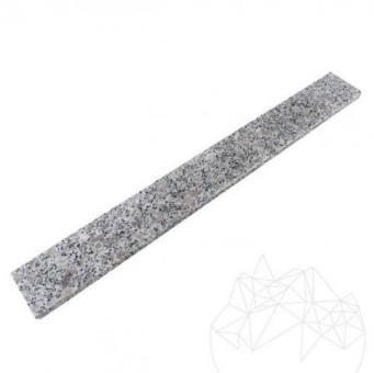 Plinta Granit Rock Star Grey Polisat 7 x 60 x 1 cm