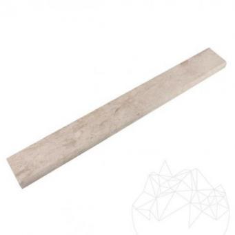 Plinta Limestone Vratza Polisata 7 x 50 x 2 cm (Bizot + Cant 1L)