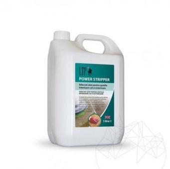 LTP Power Stripper 5L - Detergent profesional pt. piatra naturala