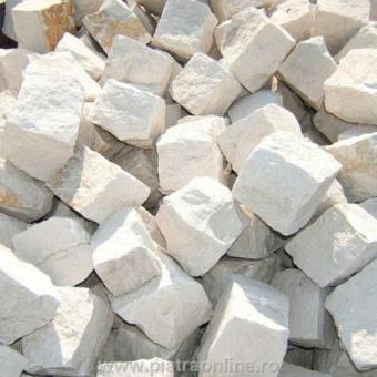 Piatra Cubica Limestone Alb