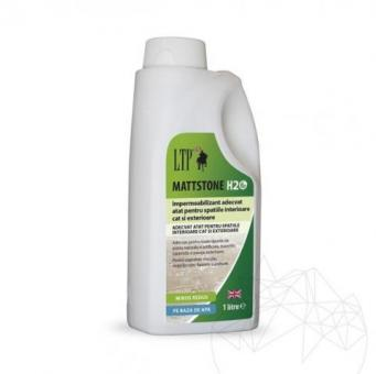 LTP Mattstone H20 1L - Impermeabilizant puternic ecologic pt. Piatra Naturala