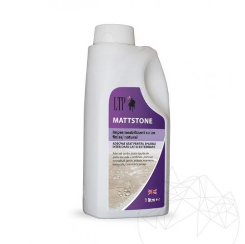 LTP Mattstone 1L - Impermeabilizant puternic pt. piatra naturala