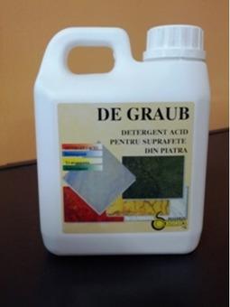 Detergent acid DE GRAUB
