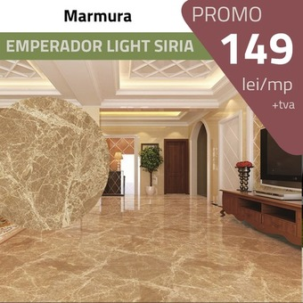 Marmura emperador light siria