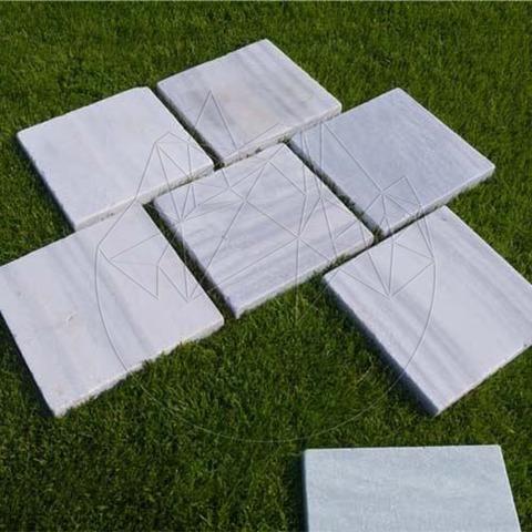 Marmura Kavala Cross Cut Antichizata 40 x 40 x 4.5cm (Pasi japonezi gradina antichizati)