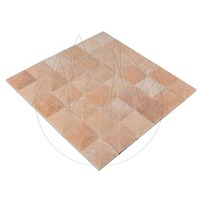 Mozaic Marmura Rodon Pyramid Polisat 5 x 5cm