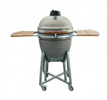 Grill BBQ Ceramic, Grey, 46 cm, Studio Line