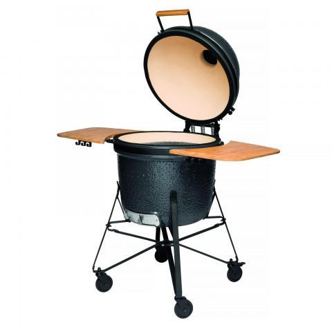 Grill BBQ Ceramic, Grey, 50 cm, Studio Line