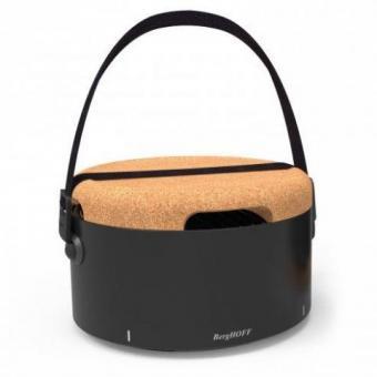 Grill portabil BBQ, Black, Studio Line